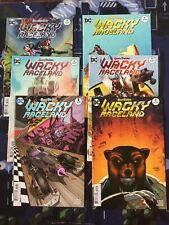 DC Hanna Barbera WACKY RACELAND Comic Lot 1-6