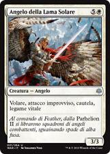 MTG 4x SUNBLADE ANGEL EXC - ANGELO DELLA LAMA SOLARE - WAR - MAGIC