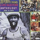 Lee 'Scratch' Perry-A Live Injection: Anthology 1968-1979 CD   New