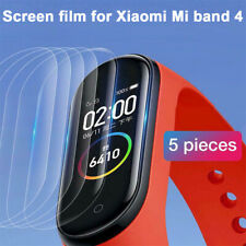 Ultra Thin Anti-Scratch Screen Protector Mi Band 4 Film TPU For Xiaomi Miband 4