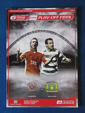 Blackpool v Yeovil Town - 27/5/07 - Div 1 Play Off Final Programme