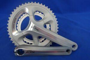 Shimano 105 FC-5800 2x11 Speed Road Bike Crankset, 50/34t, 175mm