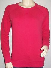 Sweat-shirt rouge strectch   DOMYOS  Taille S