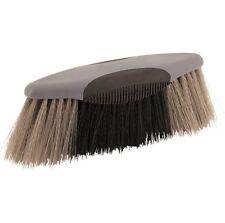 ELDORADO Brosse à poils longs SOFTTOUCH - gris/noir brosse Brosse pour chevaux