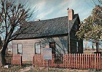 Moore Home State Memorial Charleston, Illinois Abraham Lincoln Vintage Postcard