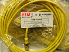 HTM R-FS4TZV075 Connecting Cable M12 4 Wires NIB USA Seller