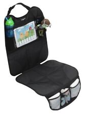 Lulyboo Auto Seat Protector and Carseat Organizer Tablet iPad Device Storage