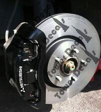 Mitsubishi | Eclipse, Lancer, EVO, Galant | 6 Hi-Temp Brake Caliper Vinyl Decal