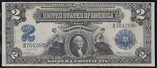 FR249 $2.00 1899 SILVER CERTIFICATE XF+ HV6826