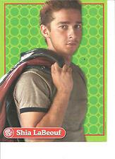 PHOTO SHIA LABEOUF //11X15 CM #2