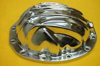 12 Bolt Rear End Differential Cover Chevy Polished Aluminum Fit Camaro Chevelle