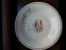 Piatto vintage ceramica Mulino Bianco
