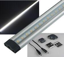 SMD LED Unterbauleuchte 30cm Daylight 260lm Alu Lichtleiste 12v leiste leuchte