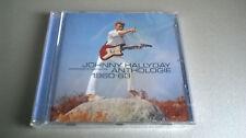 CD JOHNNY HALLYDAY : ANTHOLOGIE 1960-63 (BEST OF)