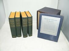 ABRAHAM LINCOLN THE WAR YEARS 1ST EDITION