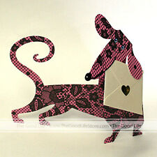 """3D Special Delivery Greeting Card - Dog """"Margo"""" - SD-061"""