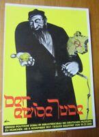 """EBS Germany 1937 Privatpostkarte """"Der ewige Jude"""" ungebraucht - Propaganda"""