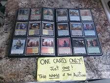 """MAGIC THE GATHERING: """"Architect of the Untamed"""" - RARE Kaladesh - One Card ONLY!"""