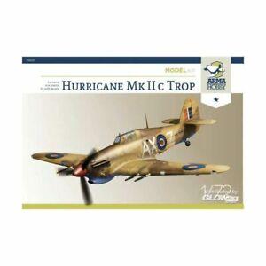 Arma Hobby Arma70037 Hurricane Mk IIc Trop 1/72