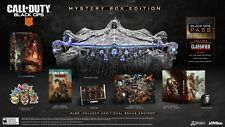 Call of Duty: Black Ops 4 - PS4  Collectors Edition Box * Playstation 4 Mystery