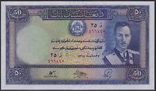 Afghanistan 50 Afghanis 1939, UNC, Pick 25