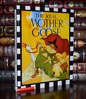 Real Mother Goose Rhymes Illustrated Brand New Collectible Gift Hardcover