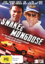 Snake and Mongoose - DVD (NEW & SEALED)