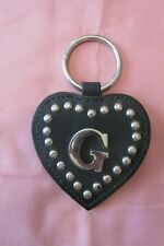 Initial G Harness Center Heart - Line Drop Stainless