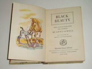 Black Beauty by Sewell, Anna Hardback Book The Cheap Fast Free Post