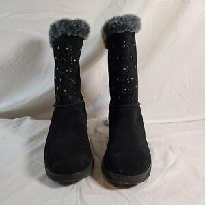 Skechers Womens Comfort Boots Size 8