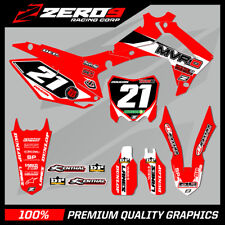 HONDA CRF250 2014 - 2019 / CRF450 2013-2019 MOTOCROSS MX GRAPHICS KIT - MVRD 015