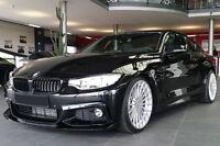 BMW 4 SERIES F32 F33 F36 M-TECH M-SPORT FRONT LIP / SPLITTER / VALANCE / SPOILER