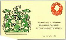 GP GOLDPATH: AUSTRALIA POSTAL CARD 1976 _CV783_P21