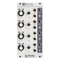 Mutable Instruments Blinds Quad Voltage Controlled Polarizer Eurorack Module