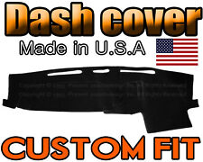 fits 2009-2014  FORD ECONOLINE VAN FULL SIZE DASH COVER DASHBOARD MAT  / BLACK