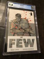The Few #1 (Image Comics, 2017) CGC 9.8, Hayden Sherman Sean Lewis