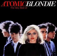 Atomic The Very Best of Album Blondie CD Rock preowned
