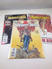 Animal Man #1 #2 #3 Jeff Lemire DC Comics 2011 New 52 1st Printings