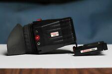 Zacuto Z-Finder Pro Viewfinder Bundle!  Hoodman-Kinotehnik-Letus35-Shape-Cambo