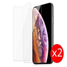 Lot Vitre protection verre trempé film écran pour iPhone X/XR/XMAX/8/7/6/6S/5/SE