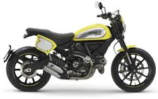 Ducati Scrambler Flat Track Pro Side Number Plates