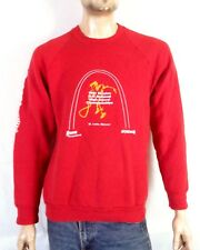 vtg 80s 90s retro 1991 Ektelon St. Louis Penn Racquetball Nationals Sweatshirt L