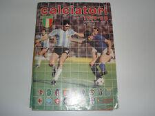 MANCOLISTE FIGURINE PANINI -CALCIATORI 1979-80- REC.- REMOVED FROM AN ALBUM