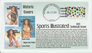 6° Cachets Sports Illustrated Swimsuit Issue Historic Covers w/ 3 Women of Color