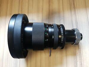 Tokina TV Zoom Lens 1:18 16-160mm No.8000806 Linse