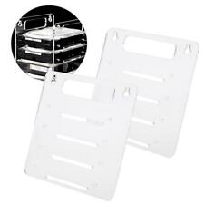 3.5In HDD Cage Tray 4 Layer Hard Disk Drive Rack Hard Drive for Computer Desktop
