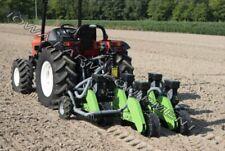 Green Earth 3 Row Vegetable Precision Vacuum Planter Carrotsradishlegumesetc