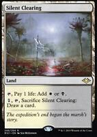 Silent Clearing | NM/M | Modern Horizons | Magic MTG