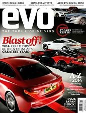 Evo Monthly Transportation Magazines