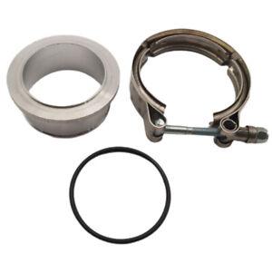 Turbo Compressor Flange Clamp for Optional V-band Borg Warner S369 S300SX-E
